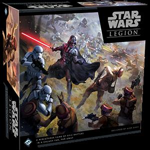 Legion core set
