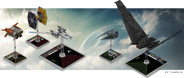 X-Wing wave 10