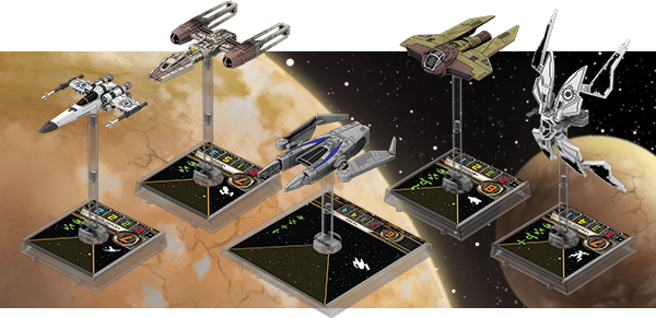 X-Wing wave 6