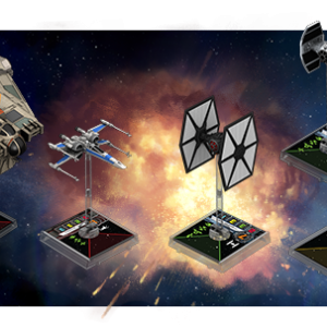 X-Wing wave 8